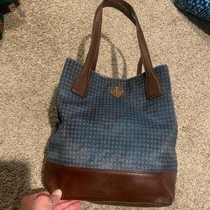 Tory Burch handbag EUC